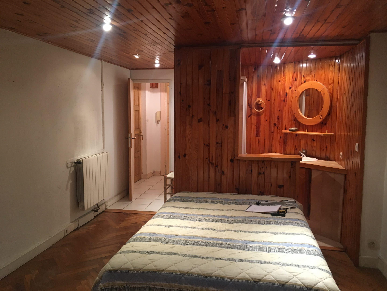 Ancienne chambre transformée en séjour