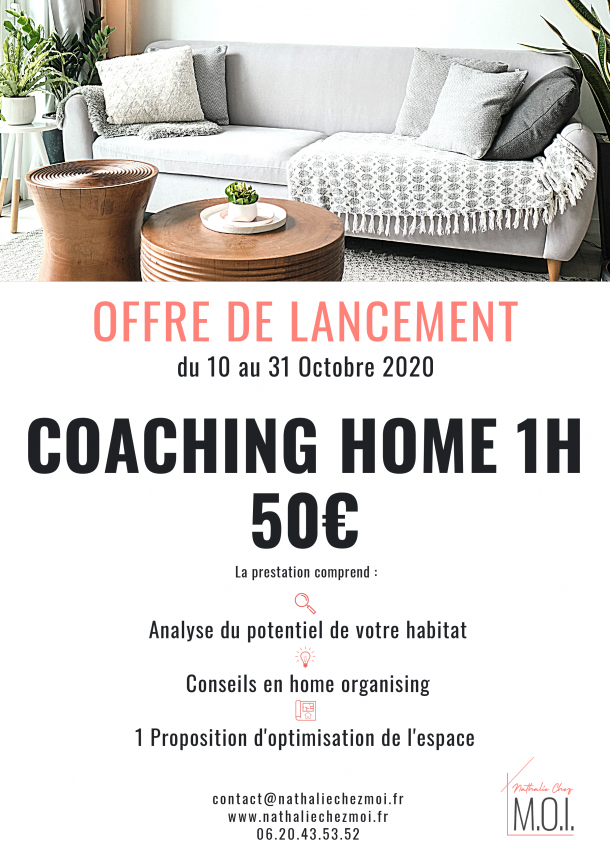 promo coaching HOME